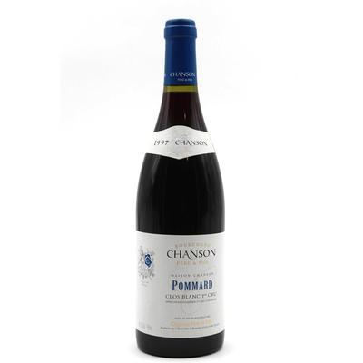 Chanson 1997 Pommard 1er Cru Rouge 75cl AOC Bourgogne