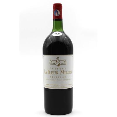 Château La Fleur Milon 1979 - Magnum - Rouge - 150cl - AOC - Pauillac