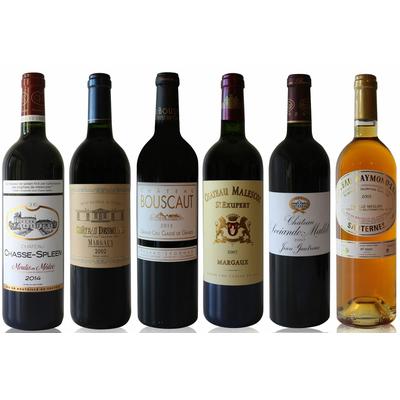 Box 6 vins sélection spéciale - janvier