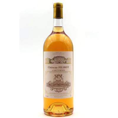 Château Filhot 2000 Magnum  Blanc 150cl AOC Sauternes