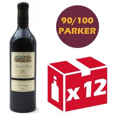 X12 Château Puech Haut 2017 - Prestige - Vin Rouge - Côteaux du Languedoc
