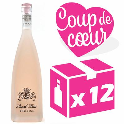 X12 Château Puech-Haut 2018 - Prestige Rosé - Côteaux du Languedoc