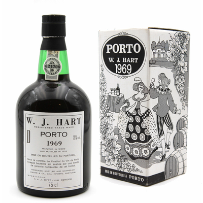 Porto J.W. Hart 1969 - 75cl
