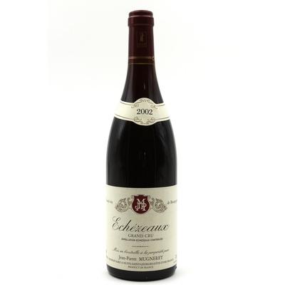 Échezeaux - 2002 - Jean-Pierre Mugneret - Rouge - 75cl - Bourgogne