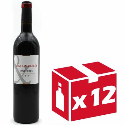 X12 Château Puech-Haut - Les Complices 2017 - Vin Rouge - Languedoc