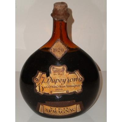 Bas Armagnac - Ryst Dupeyron - 1920 - 50CL