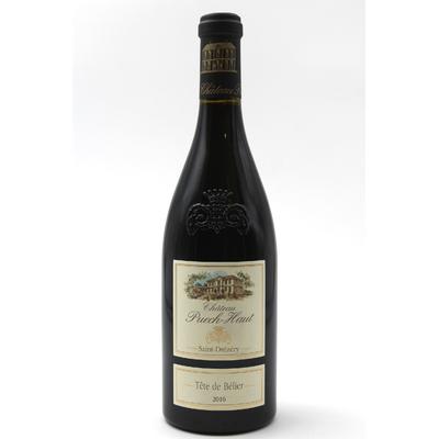 Château Puech Haut 2016 Tête de Belier - Vin Rouge - Côteaux du Languedoc