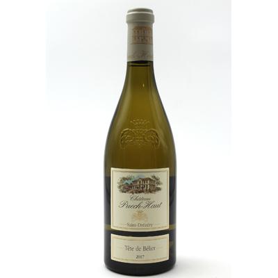 Château Puech Haut 2017 Tête de Belier - Vin Blanc - Côteaux du Languedoc