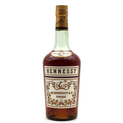 Cognac Hennessy - Année 60-70S - 40° - 70cl