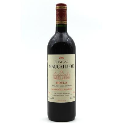 Château Maucaillou 2000 Vin Rouge 75cl AOC Moulis