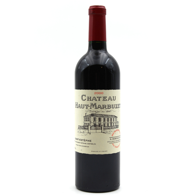 Château Haut Marbuzet 2000 Vin Rouge 75cl AOC Saint-Estephe