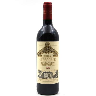 Château Labegorce 1995 Vin Rouge 75cl AOC Margaux