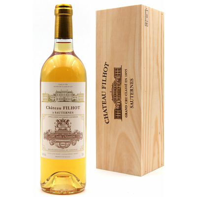 Château Filhot 2002 - Vin Blanc - 75cl - AOC Sauternes