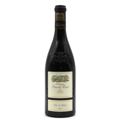 Château Puech Haut 2017 Tête de Belier - Vin Rouge - Côteaux du Languedoc