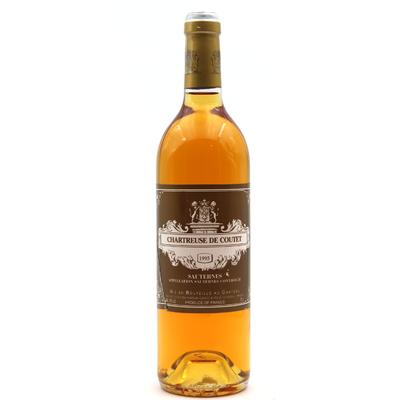 Château Chartreuse de Coutet 1995 vin Blanc 75cl AOC Sauternes