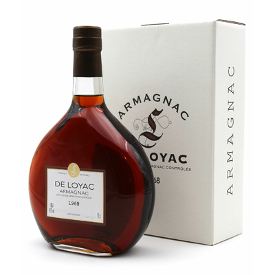 Armagnac De Loyac 1968 - 70cl
