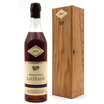 Armagnac  Laubade 1951  70cl