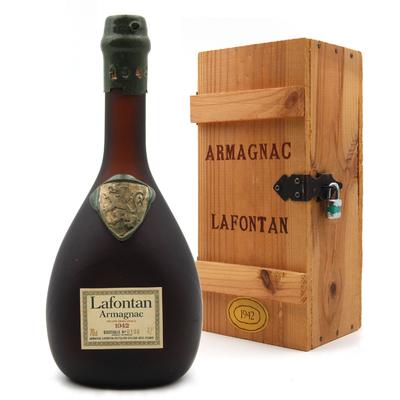 Armagnac Lafontan - Millésime 1942 - 70cl - 42°