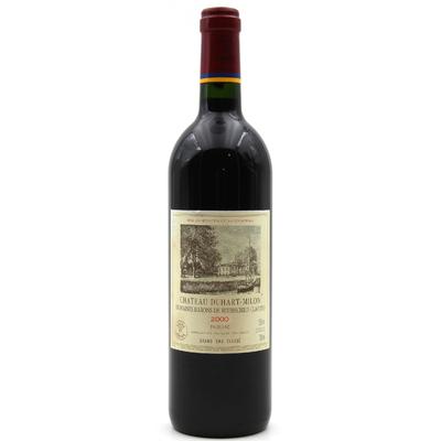 Château Duhart Milon 2000 Vin Rouge 75cl AOC Pauillac