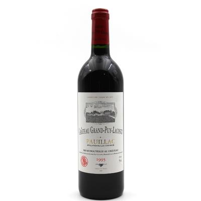 Château Grand Puy Lacoste 1995 Vin Rouge 75cl AOC Pauillac