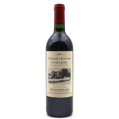 Château L'Enclos 1990 Vin Rouge 75cl AOC Pomerol