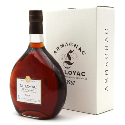Armagnac De Loyac 1967 - 70cl