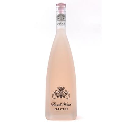 Château Puech-Haut Prestige 2018 - Carton de 6 Bouteilles - Vin Rosé - Côteaux du Languedoc