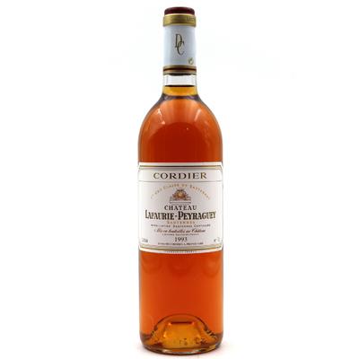Château Lafaurie-Peyraguey 1993  Blanc 75cl AOC Sauternes 1er Grand Cru classé