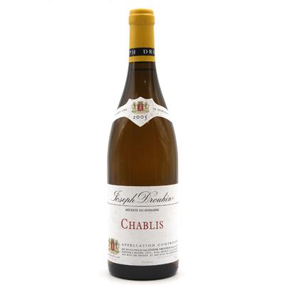 Chablis 2005 Joseph Drouhin - Blanc - AOC - 75cl