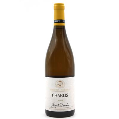 Chablis 2008 Joseph Drouhin - Réserve de Vaudon - Blanc - AOC - 75cl