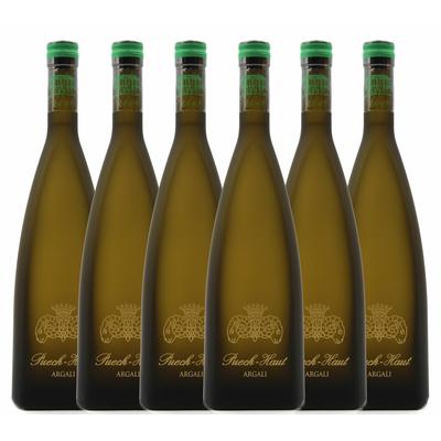 Château Puech-Haut Argali 2019 - Vin Blanc - Carton de 6 Bouteilles