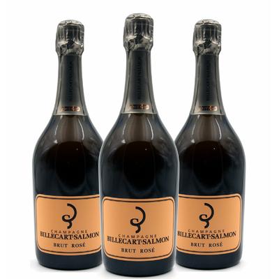 Champagne - Billecart-Salmon - Brut Rosé - 75cl