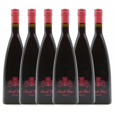 Château Puech Haut Argali 2018 - Carton de 6 Bouteilles - vin rouge - Côteaux du Languedoc - (75cl)