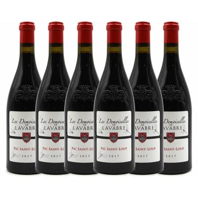 Les Demoiselles de Lavabre 2017 Pic Saint-Loup - vin rouge - 75cl - Languedoc