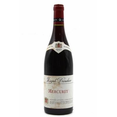 Mercurey 1997 - Joseph Drouhin - Rouge - AOC - 75cl