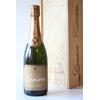 COFFRET BOIS LANSON BRUT 1989 Champagne 75cl