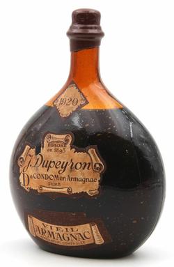 armagnac ryst dupeyron 1920
