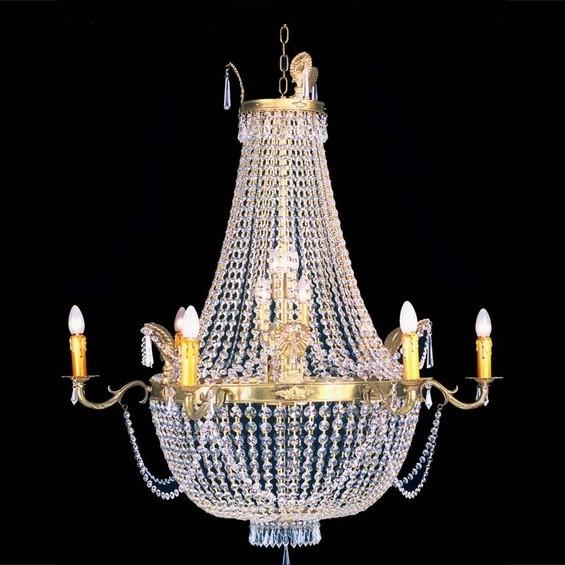 lustre-cristal-Napoleon