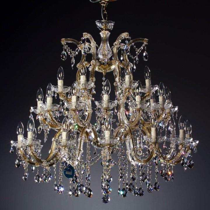 Lustre-cristal-Swarovski-a