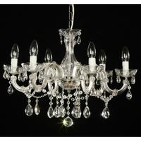 luminaires v nitiens lustres marie th r se en verre italien lustre cristal. Black Bedroom Furniture Sets. Home Design Ideas