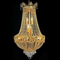 Lustre en cristal style Empire Ø60 cm Fontainebleau