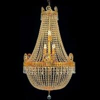 Lustre en cristal style Belle Epoque Ø60 cm Ecouen