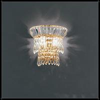 Applique en cristal 24% au plomb Voltolina New Orleans