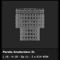 Amsterdam applique 2L