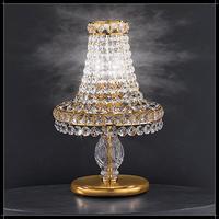 Lampe de chevet / bureau en cristal Voltolina Settat
