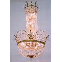 lustre-cristal-Art-Nouveau-a