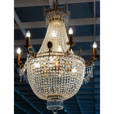 lustre-cristal-empire-Villandry-a
