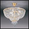 Suspension montgolfière en cristal au plomb 24% Voltolina Beethoven