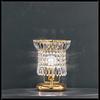 Lampe de bureau / chevet en cristal Voltolina New Orleans
