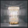 Lampe de chevet en cristal au plomb 24% Voltolina Osaka